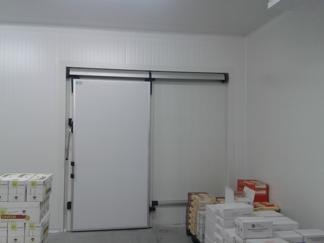 Portes chambre froide isotherme alimentaire bretagne - Porte isotherme chambre froide ...